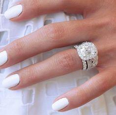 big , clear and shinny #lebaneseweddings #jewllery #ring