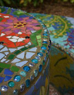 743 Best Garden Diy Craft Ideas Images In 2019 Garden Art Glass