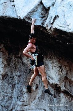 A gallery of Cliffhanger publicity stills and other photos. Featuring Sylvester Stallone, Janine Turner, John Lithgow, Michael Rooker and others. Sylvester Stallone, Parkour, Bouldering Wall, Michael Rooker, Escalade, Rocky Balboa, Tough Guy, Rock Climbing, Movie Posters