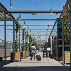 Montpellier Station - Montpellier, France – Client: SNCF - Architectural…