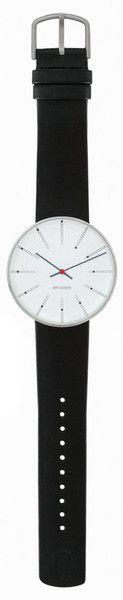 ARNE JACOBSEN BANKERS WATCH  $595.00 @ puremodern.com #watches