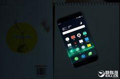 """Interesante: Aparecen filtraciones de un Meizu Pro 6 con """"muchas curvas"""""""