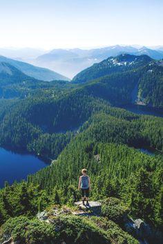 Mt. Defiance, Washington