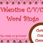 This game includes downloads for a class set of 25 CVC bingo cards.  You print the number you need. Christy's Cutesy Classroom...