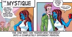 7 X-men You'll Definitely Party With - CollegeHumor Post