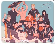 Wow I cry and LOOK AT KAGEYAMA PROTECTING HINATA FROM NOYA AAHHHH CUTE