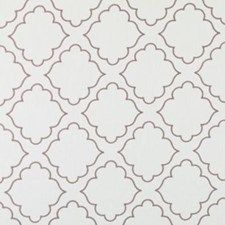 Mulberry Embroidery Decorator Fabric by Duralee