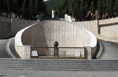 Piazza antistante la Chiesa di Padre Pio Faith, Italy, Places, Travel, Italia, Viajes, Trips, Loyalty, Traveling