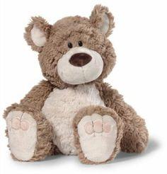 Nici 34267 - Bär Schlenker, 50 cm, hellbraun: Amazon.de: Spielzeug