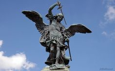 Male angel italy statue | ... angels hd wallpapers tags statues st michael description statues st