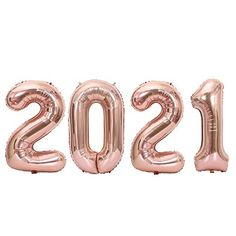 Happy New Year Wallpaper, Balloon Illustration, New Years Eve Decorations, Happy New Years Eve, Happy New Year Images, Rose Gold Balloons, New Year's Crafts, Graduation Party Decor, Realistic Drawings