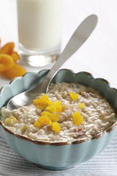 Morgengrød i slank og sund udgave Vinegar Cucumbers, Feel Better, Oatmeal, Brunch, Baking, Healthy, Breakfast, Snacks, Food