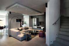 Residenza privata Budapest | Mirage, ceramiche per pavimenti, rivestimenti e facciate ventilate. Piastrelle in gres porcellanato per l'architettura di interni ed esterni made in Italy.