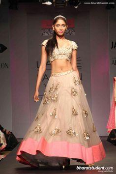 Anushree Reddy http://www.kalkifashion.com/designers/anushree-reddy.html Collection @ Lakme Fashion Week #LFW Summer/Resort 2014