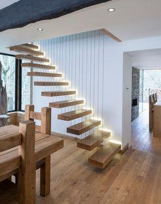 Stoere trap