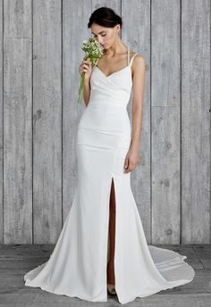 Nicole Miller wedding dresses is one of the wedding dresses for the bride which should be considered when choosing wedding dress. Description from weddingkah.com. I searched for this on bing.com/images