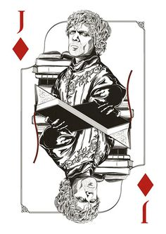 The Curious Brain » Game of Thrones Playing Cards