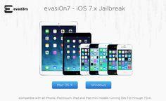 How to Jailbreak iPhone on iOS 7 – iOS 7.0.5 using evasi0n7 [Video]