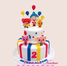 2nd Birthday, Birthday Parties, 1 Year Baby, Baby E, Disney Cakes, Diy Home Crafts, Baby Party, First Birthdays, Party Themes