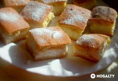Hungarian Cake, Hungarian Recipes, Cornbread, French Toast, Muffin, Breakfast, Ethnic Recipes, Food, Cakes