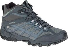Uncomfortable places and temps don't have to mean uncomfortable feet. The fleece-lined Merrell Moab FST Ice+ Thermo winter hiking boots feature cozy insulation and grippy outsoles for icy surfaces. Hiking Boot Reviews, Summer Hiking Outfit, Summer Pants, Outfit Winter, Winter Hiking Boots, Hiking Fashion, Merrell Shoes, Ice, Hiking Quotes