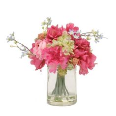 "Floral for bathroom - 9""H - $14.99 
