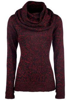 Melange Pullover - Black Premium by EMP Strickpullover