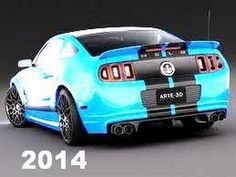 2014 Ford MUSTANG Cobra Jet Twin Turbo
