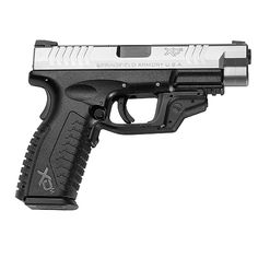 (Red) Trace Springfield XD/ XDM LaserguardLoading that magazine is a pain! Save those thumbs & bucks w/ free shipping on this handgun magazine loader i got mind at  http://www.amazon.com/shops/raeind