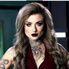 Ryan Ashley Malarkey, Ink Addiction, Body Tattoos, Pretty Pictures, Tattoos For Women, Girlfriends, Feminine, Sexy, Model