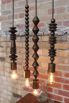 Find your next light at Fat Shack Vintage for your kitchen renovation or commercial fitout. From Retro, modern to outdoor lighting, we've got it covered. Beach House Lighting, Home Lighting Design, Lighting Ideas, Ceiling Rose, Ceiling Lights, Wooden Lamp, Wood Colors, Hanging Lights, Wooden Beads