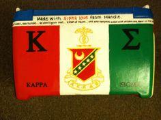 kappa sig cooler | Sweet! Kappa Sigma Cooler