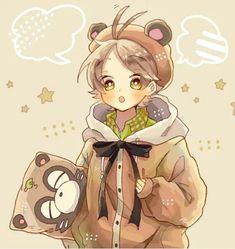 うらたぬき Manga Anime, Anime Art, Cute Anime Boy, Anime Guys, Kawaii Girl, Kawaii Anime, Diabolik Lovers, Boy Sketch, Anime Child