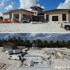We Are SO EXCITED About The Progress Being Made At Grand Central Clubhouse In Park Doral