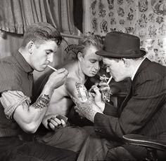 * Tatoo Jack - Danemark 1942