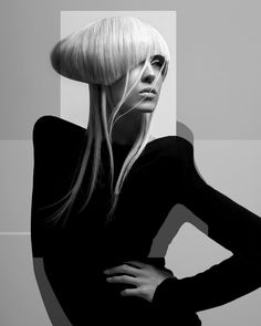 2010 North American Hairstyling Award Winners: Salon Team of the Year - Salon Pure, Montreal || photo by Ara Sassoonian