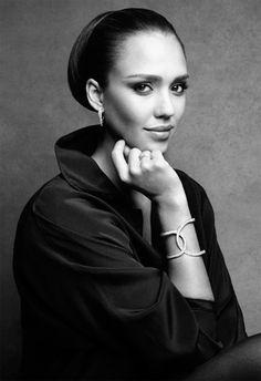 portrait Jessica Alba