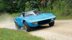 Lancia Stratos HF Stradale - 1975
