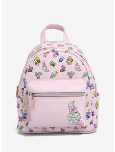 Care Bears: Unlock The Magic Ice Cream Boba Mini Backpack Pop Culture Shop, Ice Cream Cupcakes, Backpack Reviews, Backpack Online, Care Bears, Birthday Wishlist, Mini Backpack, Coach Purses, Bag Accessories