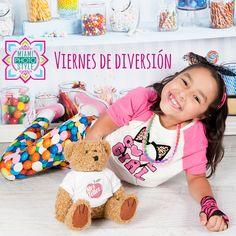 #Viernes de diversión. Happy weekend!