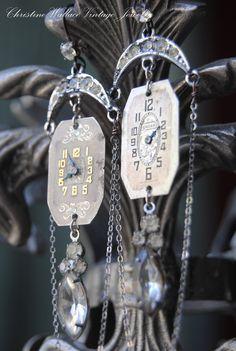 Christine Wallace Vintage Jewelry - this is soooooo me!!