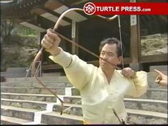 Korean Archery (traditional) Aiming and Releasing