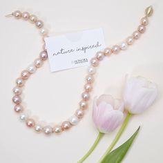 Today's inspiration? Feelin' Pretty in Pastels! #PearlsThatGoWith #Pastels #QVC #HonoraPearls