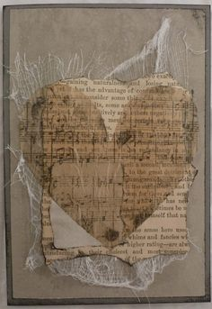 creatingwiththegirls: Another Mixed Media Valentine card tutorial