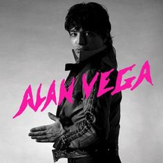 Alan Vega - Alan Vega 180g Colored Vinyl LP