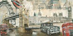 London Print by Tyler Burke at Art.co.uk