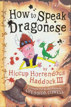how to train your dragon book series hiccup
