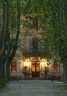 ♔ Château des Alpilles, near St. Remy de Provence