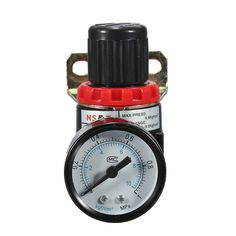 AR2000 Air Control Compressor Pressure Relief Regulator Valve Gauge  Worldwide delivery. Original best quality product for 70% of it's real price. Buying this product is extra profitable, because we have good production source. 1 day products dispatch from warehouse. Fast & reliable...