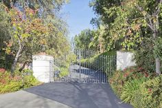 High Security - Adam Levine & Behati Prinsloo's New $18 Million L.A. Estate - Photos